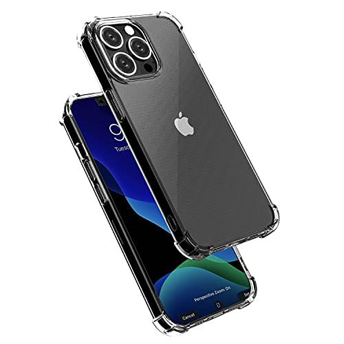 iPhone 13 Pro Case   iPhone 13 Pro Clear Case by Chodsn   Anti-Scratch & Shock Absorption   Pre…