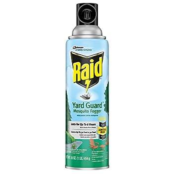 Raid Yard Guard  Pack - 6