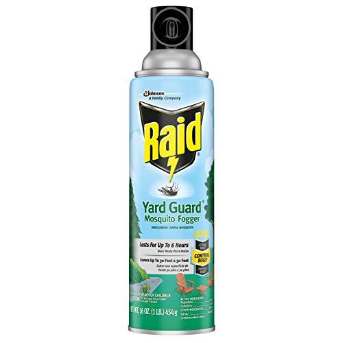 Raid Yard Guard Mosquito Fogger 16 OZ (Pack - 12)
