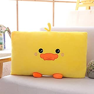 Cartoon Yellow Duck Plush Toy Soft Sofa Korean Worldow Stuffed Cushion Fun Animal Doll Suitable As A Gift New Must Haves The Favourite Comic Superhero Cupcake Toppers UNbox Game