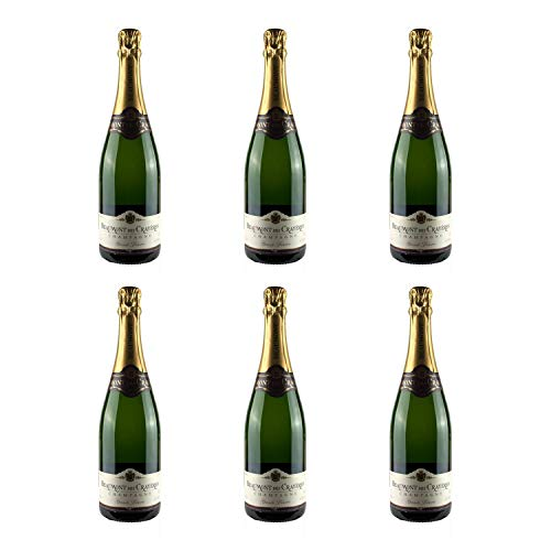 Photo of Beaumont de Crayères Grande Réserve Champagne 75cl x 6 Bottles