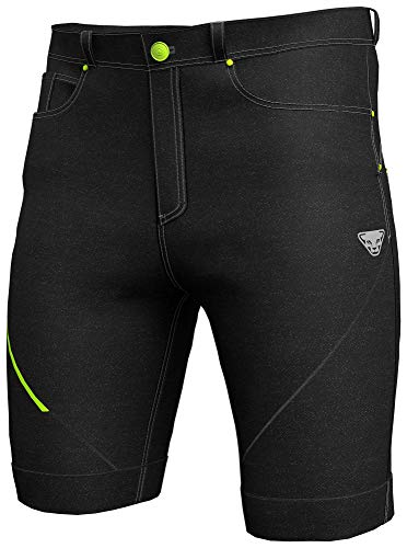 DYNAFIT heren Transalper DST Jeans Shorts Pants korte broek