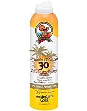 Australian Gold Australian Gold SPF 30 Premium Cover Spray, 10131, 1er-verpakking (1 x 0,177 l)