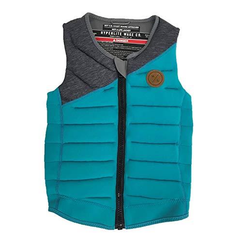 Hyperlite 2019 NCGA Scandal Comp Jacket Vest for Ski Wakeboard Wakesurf Size XS Mint