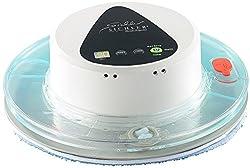 Sichler Haushaltsgeräte Nasswischroboter: Boden-Wisch-Roboter PCR-1150, Nass- & Trockenreinig, Display + Timer (Bodenwischer)