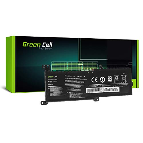 Green Cell Batería para Lenovo IdeaPad 320-17IKB 80XM 81BJ 320-17ISK 80XJ 320c-15IKB 81FU 330 Touch-15IKB 81DH 81DJ 330-14AST 81D5 330-14IGM 81D0 Portátil (3500mAh 7.4V Negro)