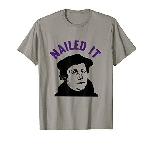 Martin Luther I Put des beleuchteten in Liturgie 500ste Reformation Tag