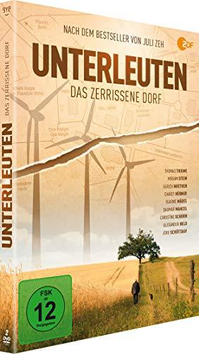 Unterleuten: Das zerissene Dorf - Die große Romanverfilmung - [DVD]