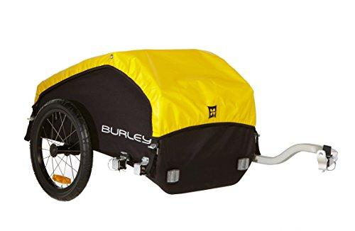 Burley Design Nomad - Remolque para Bicicleta, Color Negro