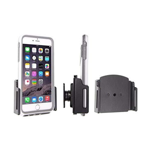 Brodit 511698 Gerätehalter passiv Apple iPhone 6 Plus mit Standard Schutzhülle, verstellbar