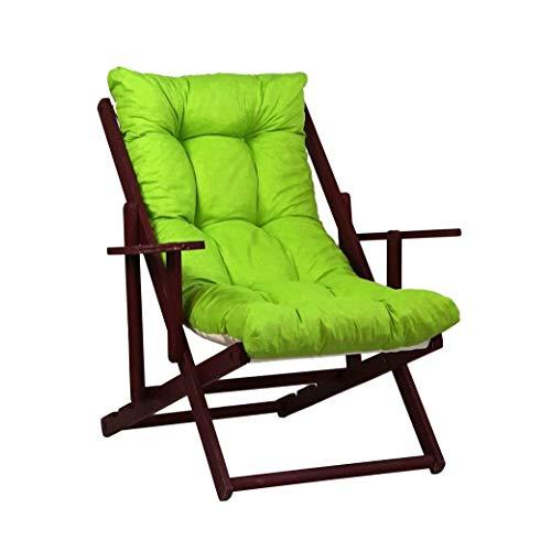 Coussin de rechange pour fauteuil Relax, rembourré, couleur citron vert