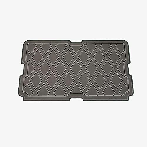 DeckFX Compatible with YETI Tundra 50 Cooler EVA Foam Pad   Mat   Top   Seat Cushion - Cooler Accessories (Grey/Black/Diamond, YETI Tundra 50)