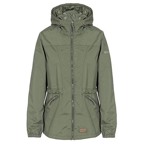 Trespass Cruella Jacket, Verde, XXL...