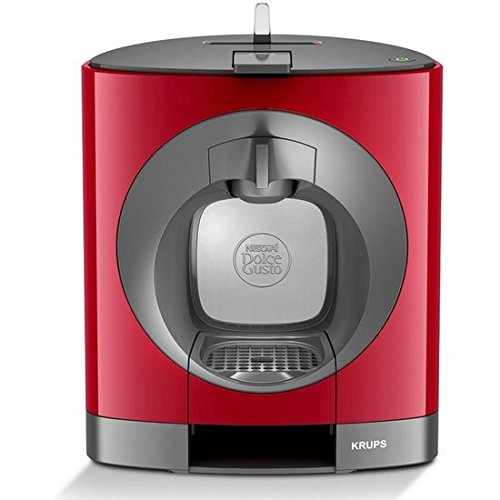 CAFETERA DOLCE GUSTO KRUPS OBLO. KP-1108IB ROJA