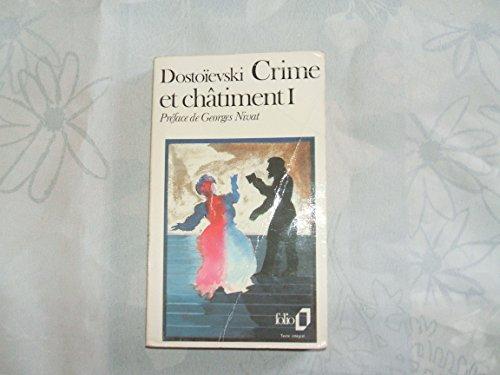 Crime et chatiment / journal de raskolnikov