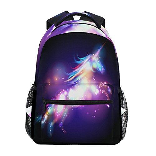Unicorn Backpack for Little Girls School Backpacks For Girls Kids Elementary School Shoulder Bag Bookbag