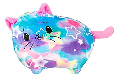 Pikmi Pops Jelly Dreams Cat, Light Up Plush, Blue