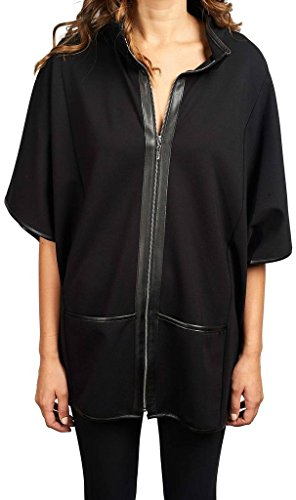 Joseph Ribkoff Women's Poncho Jacket black black -  black - UK 18