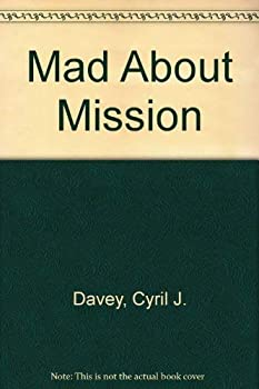 Paperback Mad About Mission Book