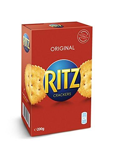 Ritz classici crackers cotti al forno astuccio da 200 grammi snack salati (1000045931)