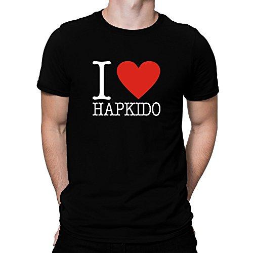 Teeburon I Love Hapkido Classic Camiseta