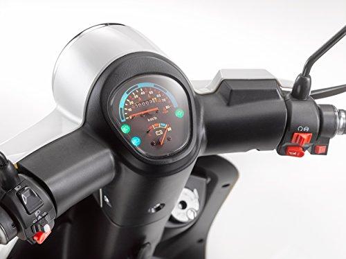 Elektroroller LuXXon Motorroller E3000 – 45 km/h Bild 3*