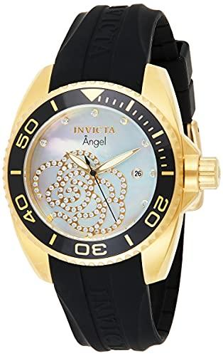 Invicta Angel 0489 Reloj para Mujer Cuarzo - 38mm