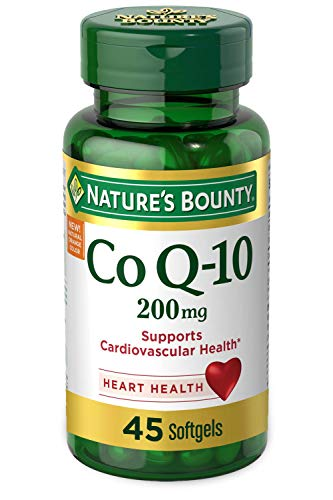 Nature's Bounty Co Q-10 200 mg, 45 Softgels