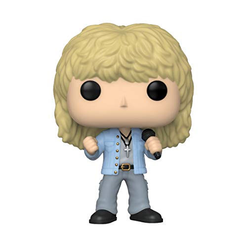 Funko- Pop Rocks-Def Leppard-Joe Elliott Collectible Toy, Multicolor (40125)
