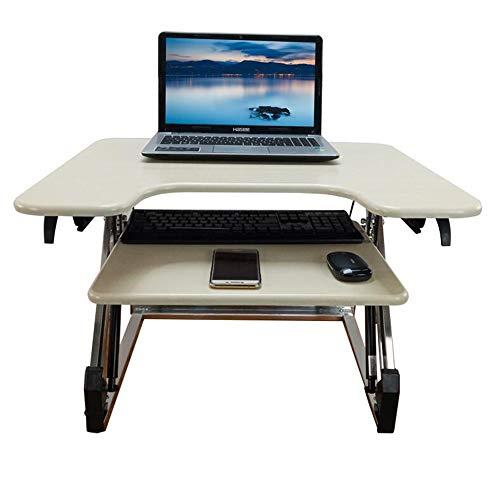 Jcnfc Desktop Stand Multifunctionele Tafellift Intrekbaar Toetsenbord Opvouwbare Beugel Laptop Bureau, Single Screen C-X