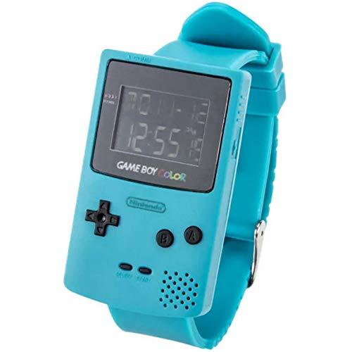 NINTENDO(任天堂) ゲームボーイカラー型 デジタル腕時計 [並行輸入品]