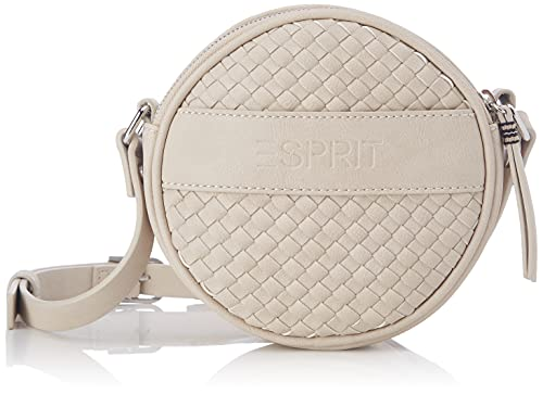 Esprit 051EA1O306, Bandolera para Mujer, 290/beige Claro, Einheitsgröße