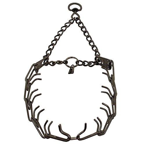 Herm Sprenger Black Stainless Steel Collar 23...