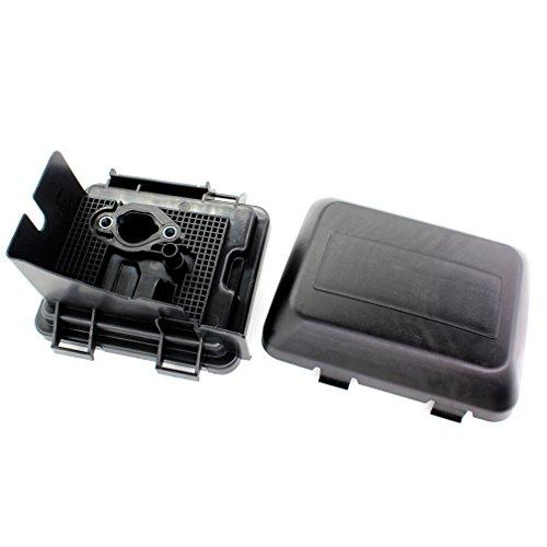 AISEN Luftfilterdeckel Luftfiltergehäuse für Honda GC135 GCV135 GC160 GCV160 GCV190 Rasenmäher Ersetzt 17231-ZM0-000