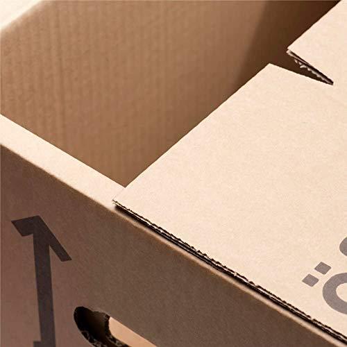 Umzugskartons 20 Stück Profi STABIL 2-wellig von BB-Verpackungen - 6