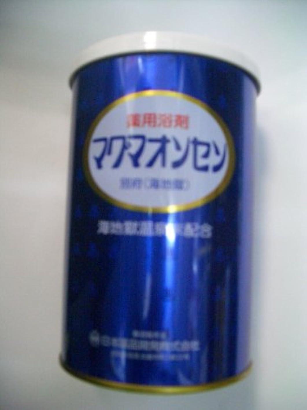 聖域マイク講堂別府温泉 【マグマ温泉】(海地獄)缶入500g 6個+1包