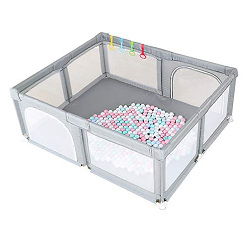 Purchase Large Babies Safety Protective Playpen,Indoor Outdoor Toddler Portable Activity Centre Prot...