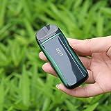 【Amazon.co.jp 限定】電子タバコ 爆煙 KangerTech (カンガーテック) GEM STARTER KIT ジェム スターターキット 初心者 vape mod 小型 本体 正規品 (グリーン)