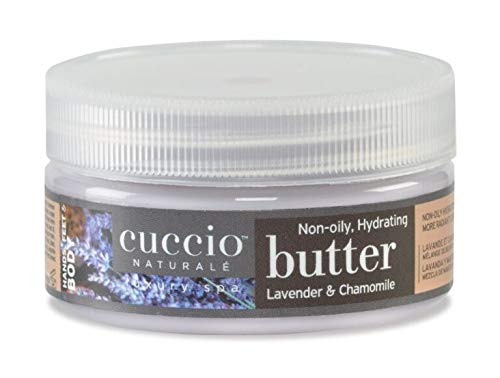 Cuccio Babies Body Butter, Lemongrass and Lavender, 1.5 Ounce