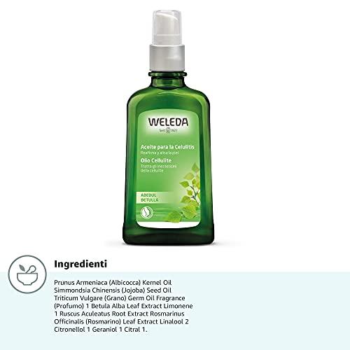 WELEDA Olio Cellulite Alla Betulla - 100 ml.