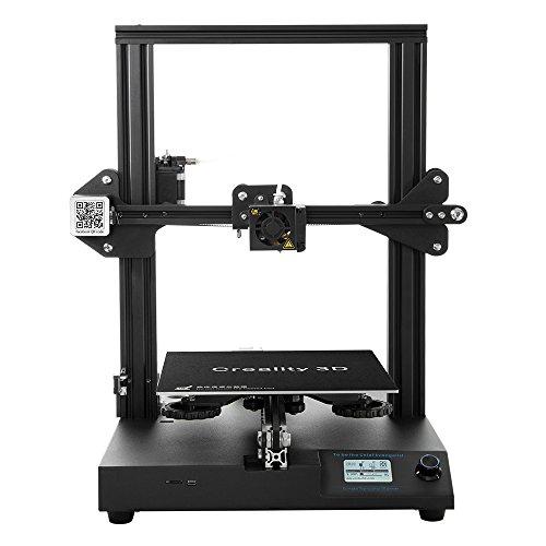 [Negozio ufficiale] Creality Stampante 3D CR-20, DIY Kit Full Metal MK10 24 V con Resume Print, Supporto industriale ad alta precisione Multi filamento di grandi dimensioni 220x220x250mm