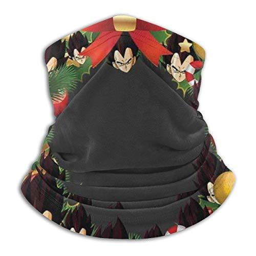 Headband,Vegeta Drag-On Ba-Ll Z Guirnalda Navideña Multifacética 12-En 1 Sombreros, Diademas Premium para La Pesca De Esquí Deportivo,26x30cm
