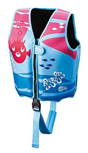 BECO-Sealife Schwimmweste Pinky Gr. S Schwimmtraining Wassersport Schwimmhilfe