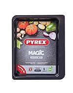 Pyrex - Magic - Rectangular Metal Oven Dish