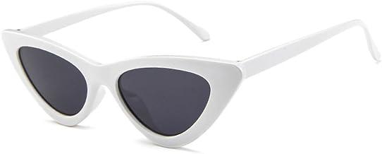 Amazon.es: gafas sol ojos gato - Blanco