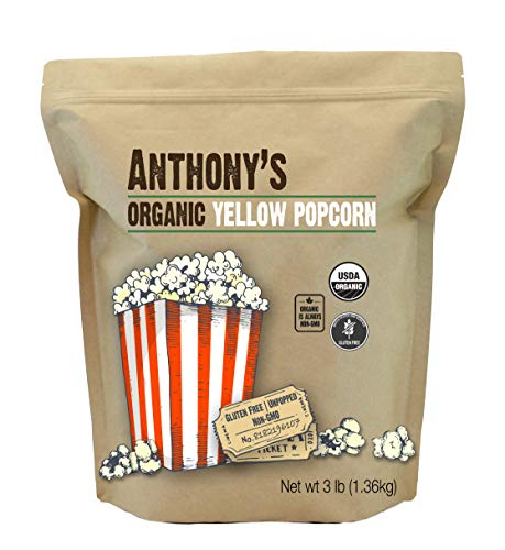Image of Anthony's Organic Yellow...: Bestviewsreviews
