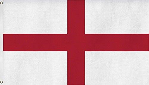 normani Fahne mit Messingösen 90 x 150, 150 x 250 oder 300 x 500 cm wählbar Farbe England Größe 150 x 250