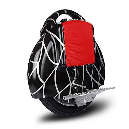 GHH Altavoz Bluetooth Rueda E-Moto/eléctrico Monociclo/Individual Monociclo/Auto-Equilibrio/Scooters Ligera con Mini 14' 60V / 350W
