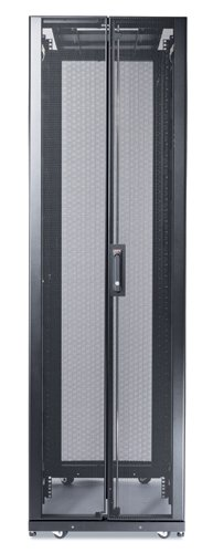 APC AR3300 NetShelter SX 42U 600mm Wide x 1200mm Deep Enclosure with Roof and Sides black
