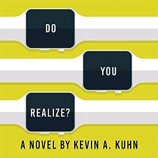 Do You Realize? audiobook cover art
